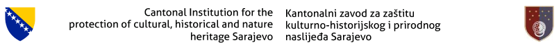 Kantonalni zavod za zaštitu kulturno-historijskog i prirodnog naslijeđa Logo
